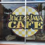 Foto di Juice N Java Cafe
