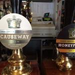 Two more beers from own Berwery