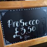 Draft Prosecco