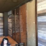 the coffee bean wall