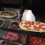 Bild från &pizza