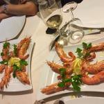 Ottimo pesce, ogni piatto curato nel dettaglio!