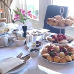 Our new summer afternoon teas