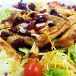 Chicken Cranberry Almond Salad!