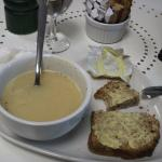 Lovely home made soup