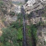 The hike to the Cascada, its animals