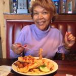 The fabulous catfish platter