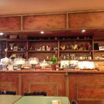 Cottage Inn desert bar