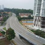 Window View - Thistle Johor Bahru Photo