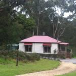 The new double room cottage at Araluen