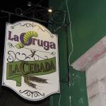 Foto de La Oruga y La Cebada