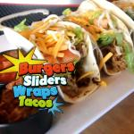 Best Tacos and munchies and the longest Happy Hour 4-8pm 1/2 price drinks..AWESOME!