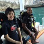 The best dive company in ao Nang