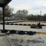 Great little Go Kart track
