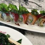 Geisha Sushi Roll