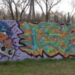 Graffiti, murales per un tocco urban