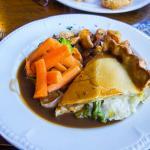 Chicken & Asparagus Pie