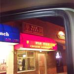 wah yuen chinese restaurant sunburo ohio taken from inside my vehicle