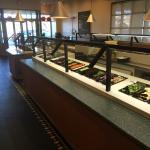 Salad Bar line