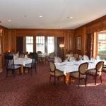 1 of the 2 dining area at Butler's