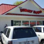 Hungry hippo sandwich shop