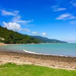 Coromandel. Mussel Kitchen and Anchor Lodge
