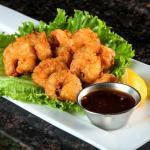 Dusted Shrimp Appetizer