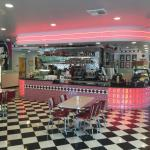 Another view of the SPARKLING retro interior