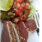 Tuna Tacos - excellent