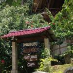 Photo de Kupu-Kupu Garden Guest House & Cafe