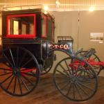 Gurney Cab exhibit