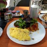 My omelette