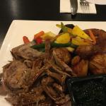 Lamb Roast The Marong Family Hotel