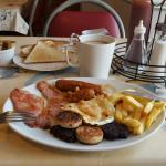 Everything a irish breakfast should have