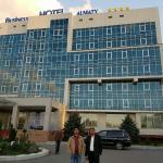 Φωτογραφία: Business Hotel Almaty