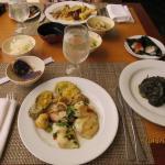 Hawaiian buffet