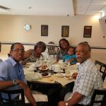 Restaurante con la familia
