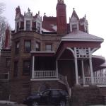 The Overlook Mansion Foto