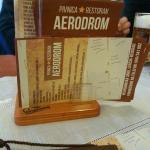 Pivnica Restoran Aerodrom