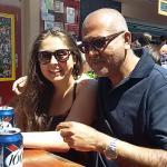 My Mate Kamal & his Daughter Sara