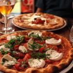 Pizza Margharita di Buffala