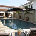 Pool Area & Pool rooms