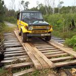 جولات في الطرق الوعرة ومركبات التضاريس الوعرة وسيارات الدفع الرباعي