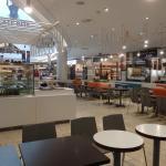 Before 10 AM still quiet in Wayne's Coffee Viru keskus