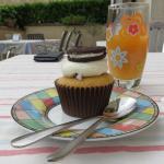 Heavenly Oreo Cupcake!