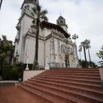 Hearst Castle nearby