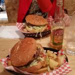 Muy buena hamburguesa :D