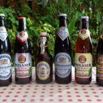 WIde selection of German beers