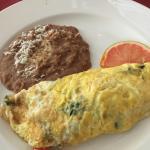 Best omelette in Nuevo Vallarta.