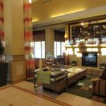 Nice looking lobby